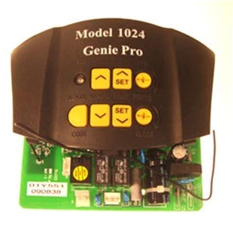 Genie Garage Door Opener Model 1024 Genie 37028e S Garage Door Opener Circuit Board Part 36448a S 1024