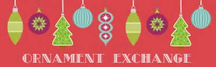 christmas ornament exchange 2014 live laugh rowe