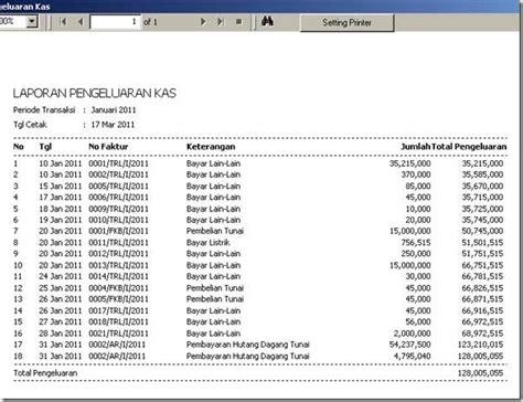 format laporan adalah screenshot program toko valuepos program toko murah