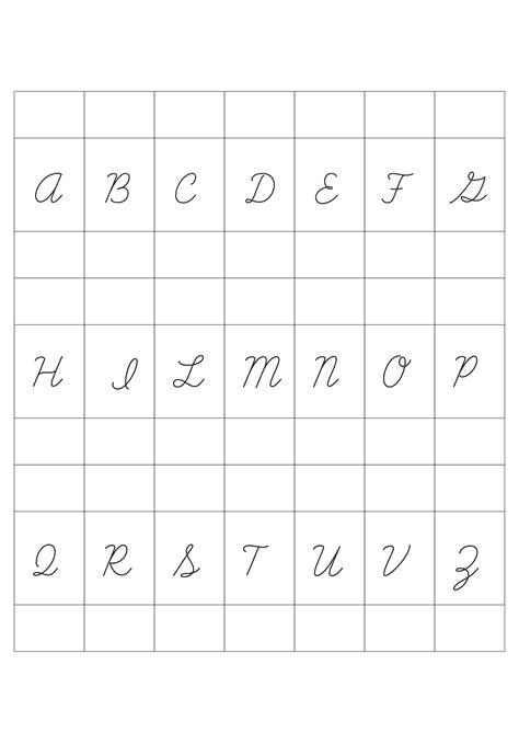 parole di quattro lettere classe prima italiano l alfabeto schede per realizzare