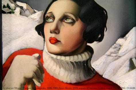tamara de lempicka the painted prism artists tamara de lempicka