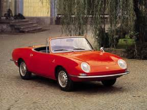 Fiat 126 Spider Fiat 850 Spider La Dolce Vita On A Budget Or The