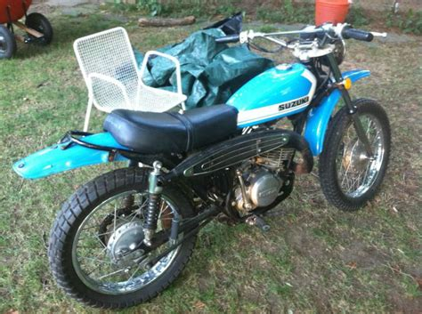 Ts 250 Suzuki For Sale Buy 1972 Suzuki Ts250 72 Ts 250 Enduro Motorcycle On 2040