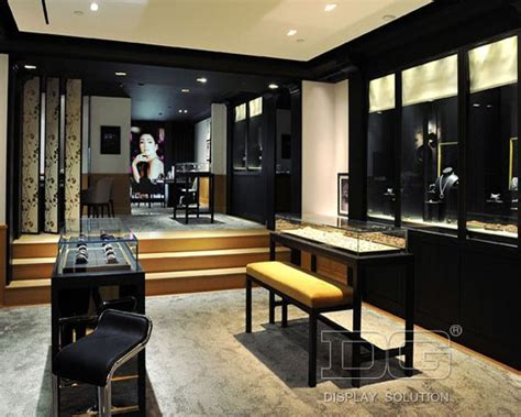 high end quality jewellery store design jewellery shop