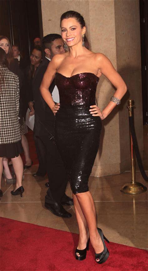 Vs Dress Sofia 23rd annual producers guild awards vs