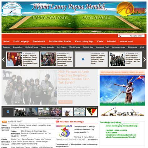 contoh desain web distro contoh desain web blog portal berita ilmu website dan
