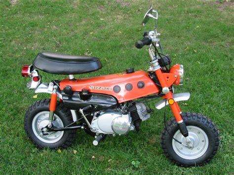 Suzuki Trailhopper by Woohoo Let S See Your Bikes Page 3 Sprockets Forum