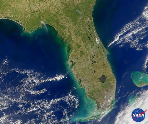 florida wildfires florida fires april 1999 image of the day