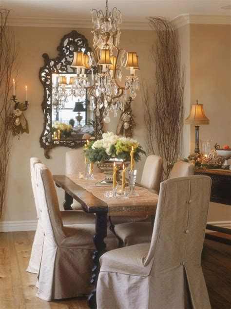 french country dining room decor christmas table decorations entertaining ideas party