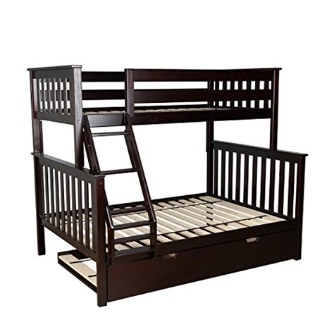 twin bed espresso compare price twin bed with trundle espresso on