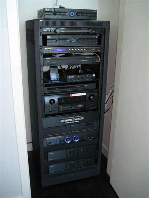 Home Audio Rack by Av Rack At Infinity Towers In San Francisco Yelp