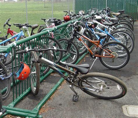 Carriage House Plans: Bike Rack