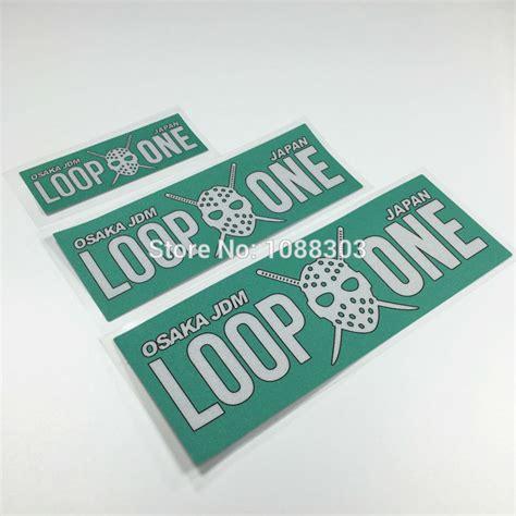 Stiker Loop One osaka japan reviews shopping osaka japan reviews