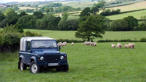 Gang Preyed On Farms Stealing Land Rovers And Tractors