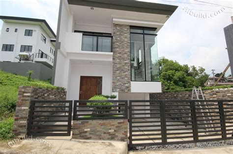 Real Estate Cebu City Brand New Modern Design Home in Talamban