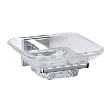 Cooke And Lewis Bathroom Accessories Bathroom Accessories Cooke And Lewis Cooke And Lewis Diamante Acrylic Soap Dish Black