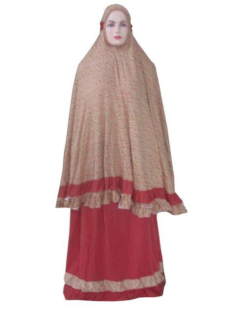 Mukena Bahan Jersy by Baju Muslim Bahan Jersey Tanah Abang Mukena Jersey Pusat