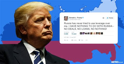 donald trump russia donald trump has more to say on alleged ties to russia