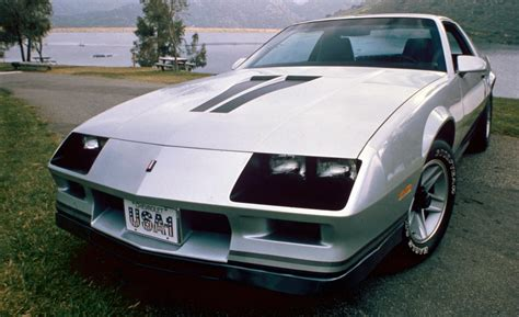 1983 z28 camaro car and driver