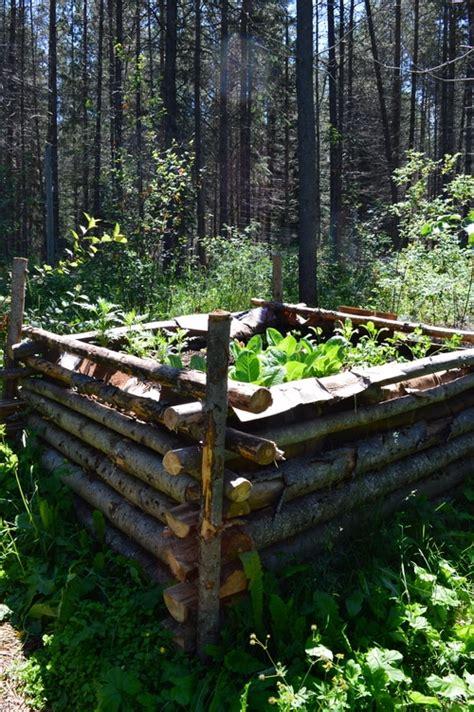 hugelkultur bed 9 ways to make more topsoil organically joybilee farm