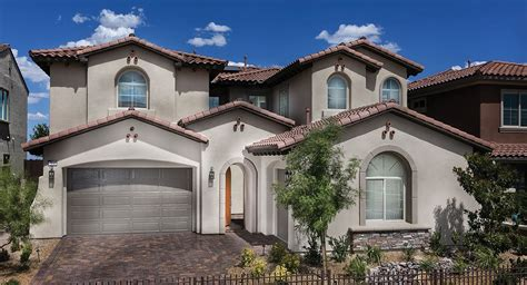 summerlin delano new home community las vegas nevada