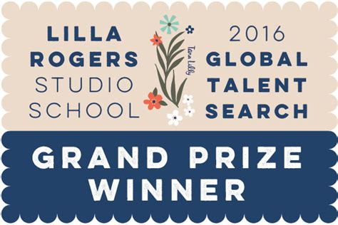 global talent search winner to win gift or home decor global talent search lilla rogers