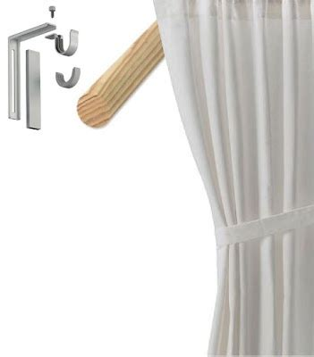 extra long drapery rod 17 migliori idee su extra long curtain rods su pinterest