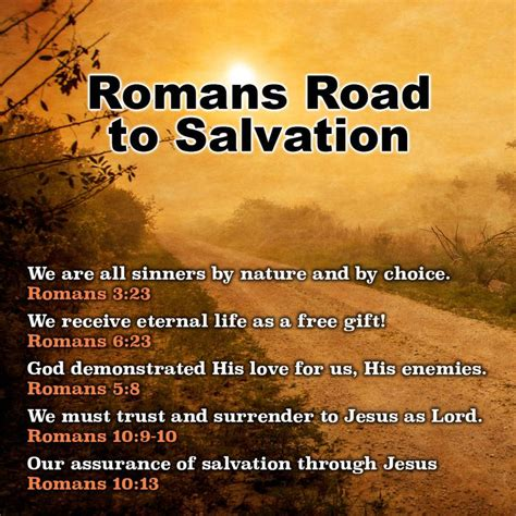 Salvation In 7 best images about road to salvation on