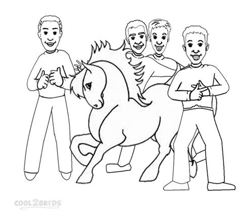 wiggles coloring pages printable wiggles coloring pages coloring me