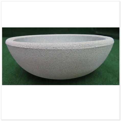 vasi cemento vasi in cemento ciotole lisce 0307017 poroso cemento poroso