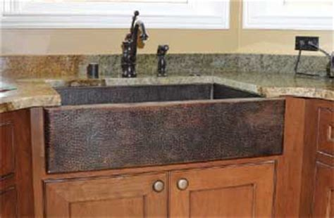 copper sink installation copper farmhouse sink installation guide sinks gallery