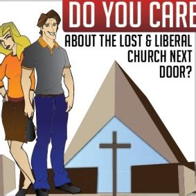 The Church Next Door do you care about the church next door magazine