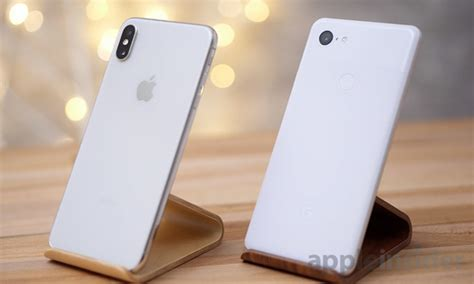 apples iphone xs max smashes googles pixel