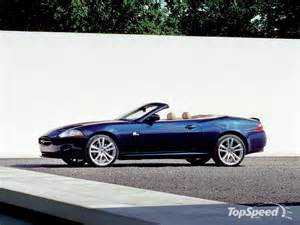 Jaguar Xk Top Speed 2007 Jaguar Xk Convertible Picture 95629 Car Review