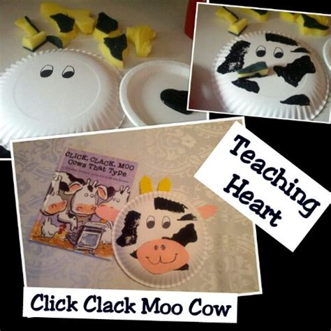 click clack moo i you a click clack book books on the farm theme unit lessons printables and