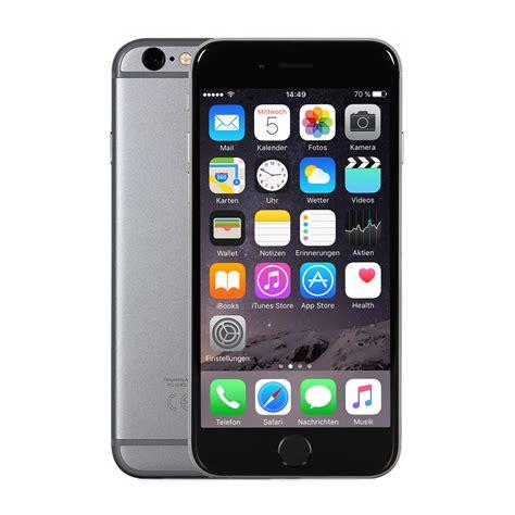 apple iphone 6s 32gb spacegrau eu bei notebooksbilliger de