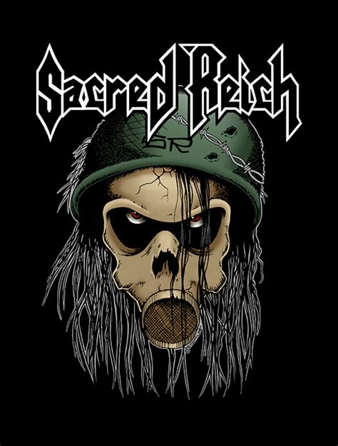 Metal Blade Records sacred reich return to metal blade records metal blade