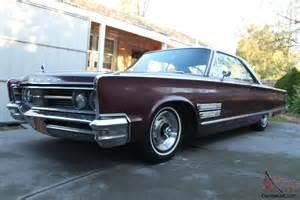 1966 Chrysler 300 For Sale 1966 Chrysler 300 2 Door Hardtop Leather Interior 1 Owner