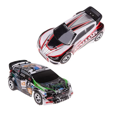rc car top speed 25km h new wltoys wl a989 1 24 4channels 2 4ghz remote rc car
