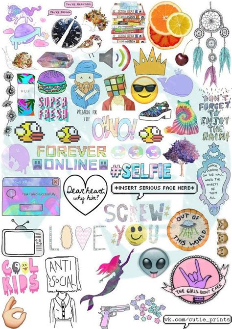 printable cling stickers cute printable stickers tumblr fcbihor