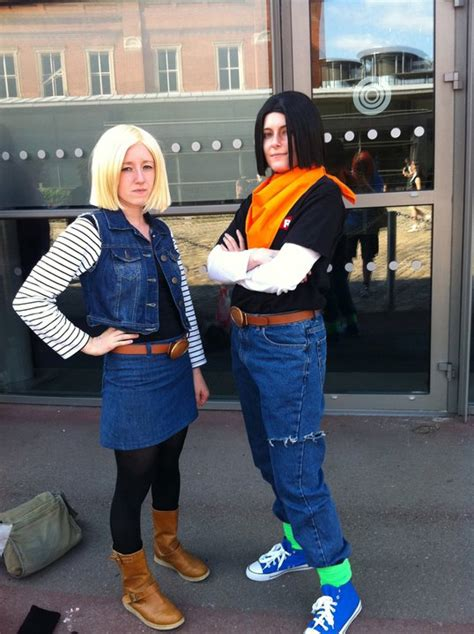 android 18 costume island view costume kaedian android 18