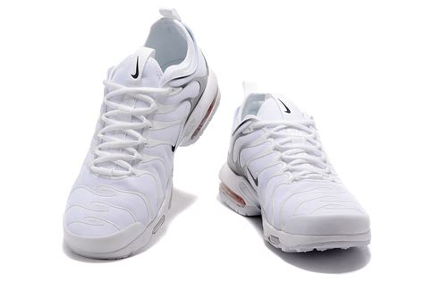 Nike Airmax Hight Qualiti Made In high quality nike air max plus tn ultra white black 526301 008 s running shoes sneakers