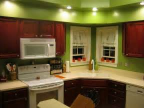 What Color To Paint Kitchen Cabinets by Green Kitchen Cabinet Paint Colors Perfect Green Kitchen