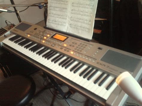 Keyboard Roland Exr 5s roland exr 7 image 242076 audiofanzine