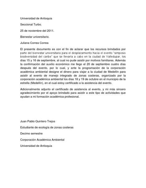 Carta De Apoyo Para Estudios carta de apoyo economico