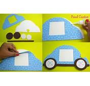 19 Estilos De Porta Retrato Infantil Para Voc&234 Fazer