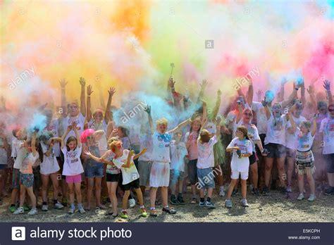 color run paint colour run paint stock photos colour run paint stock