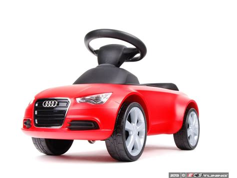 Audi Young And Fun by Genuine Volkswagen Audi Acmaht012red Mini Quattro