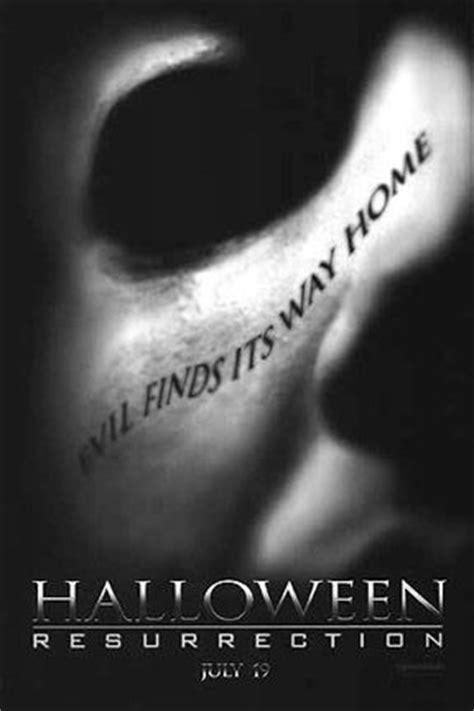 Halloween: Resurrection Movie Poster (#1 of 2) - IMP Awards