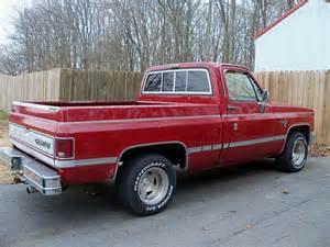 83 chevy c10 truck an album on flickr